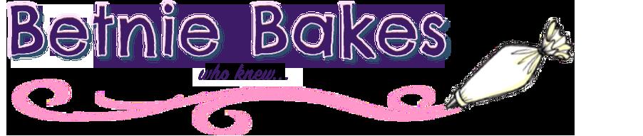 Betnie Bakes