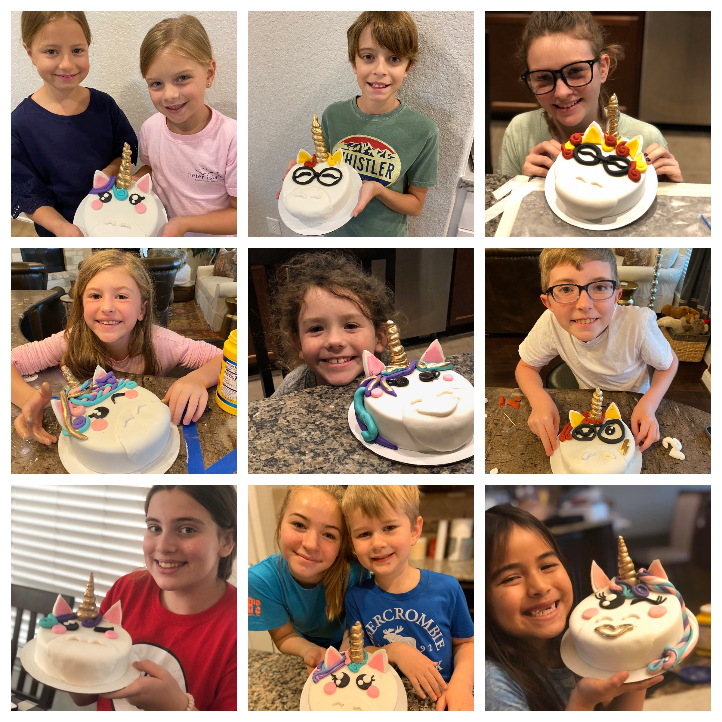 Kids Baking and Decorating Classes - Betnie Bakes